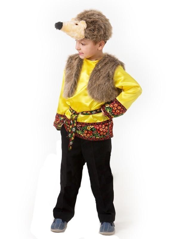 Маскарадный костюм Ежика (32) костюм ежика детский 24