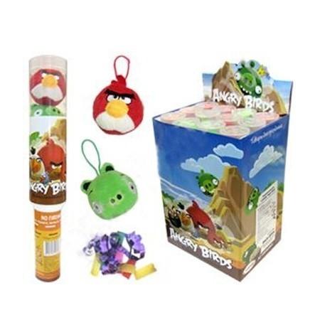 Пневмохлопушка Angry Birds (UNI) angry birds игрушки москва