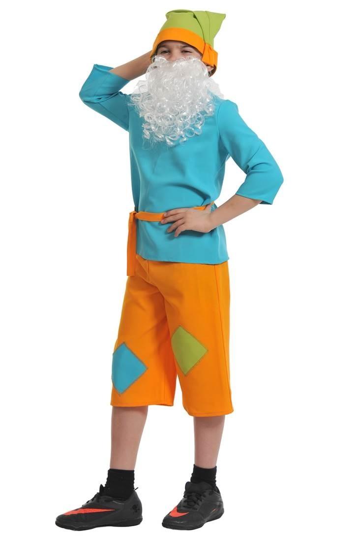 Детский костюм Гномика Засони (30-34) детский костюм супермен 30