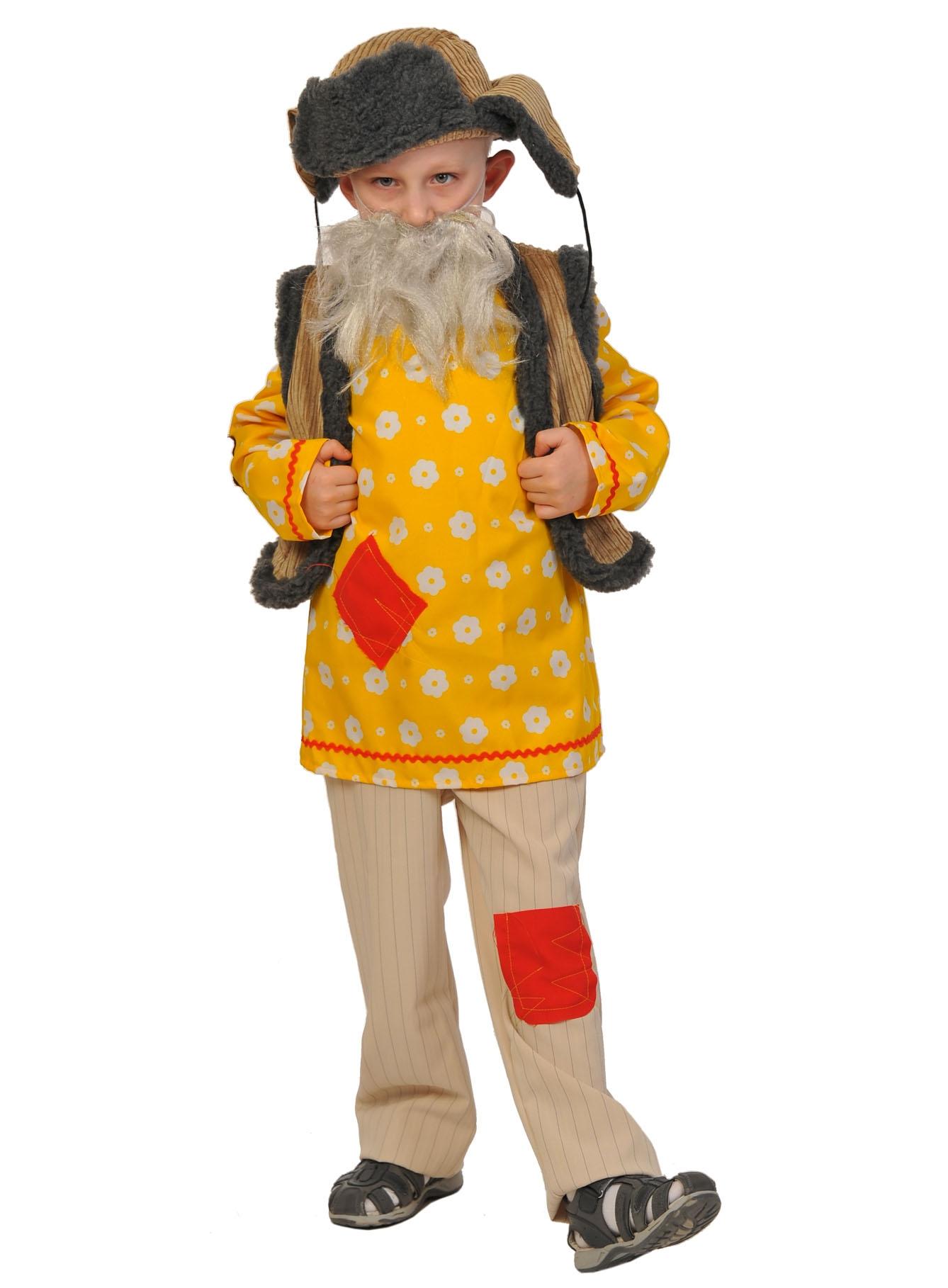 Детский костюм Домового (S) - Национальные костюмы