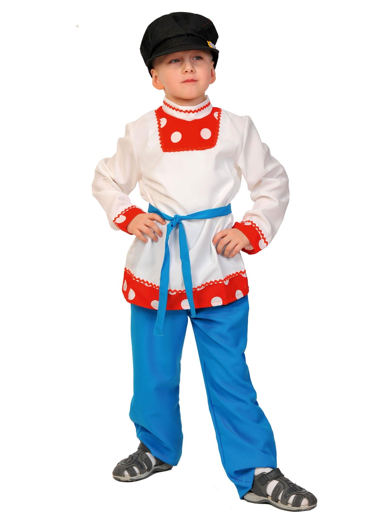 Карнавальный костюм Иванушки (M) - Национальные костюмы