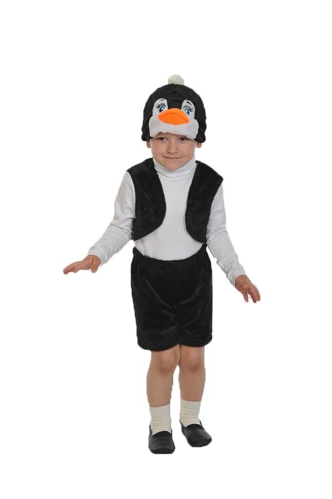 Костюм пингвинчика лайт (30) костюм пингвина москва