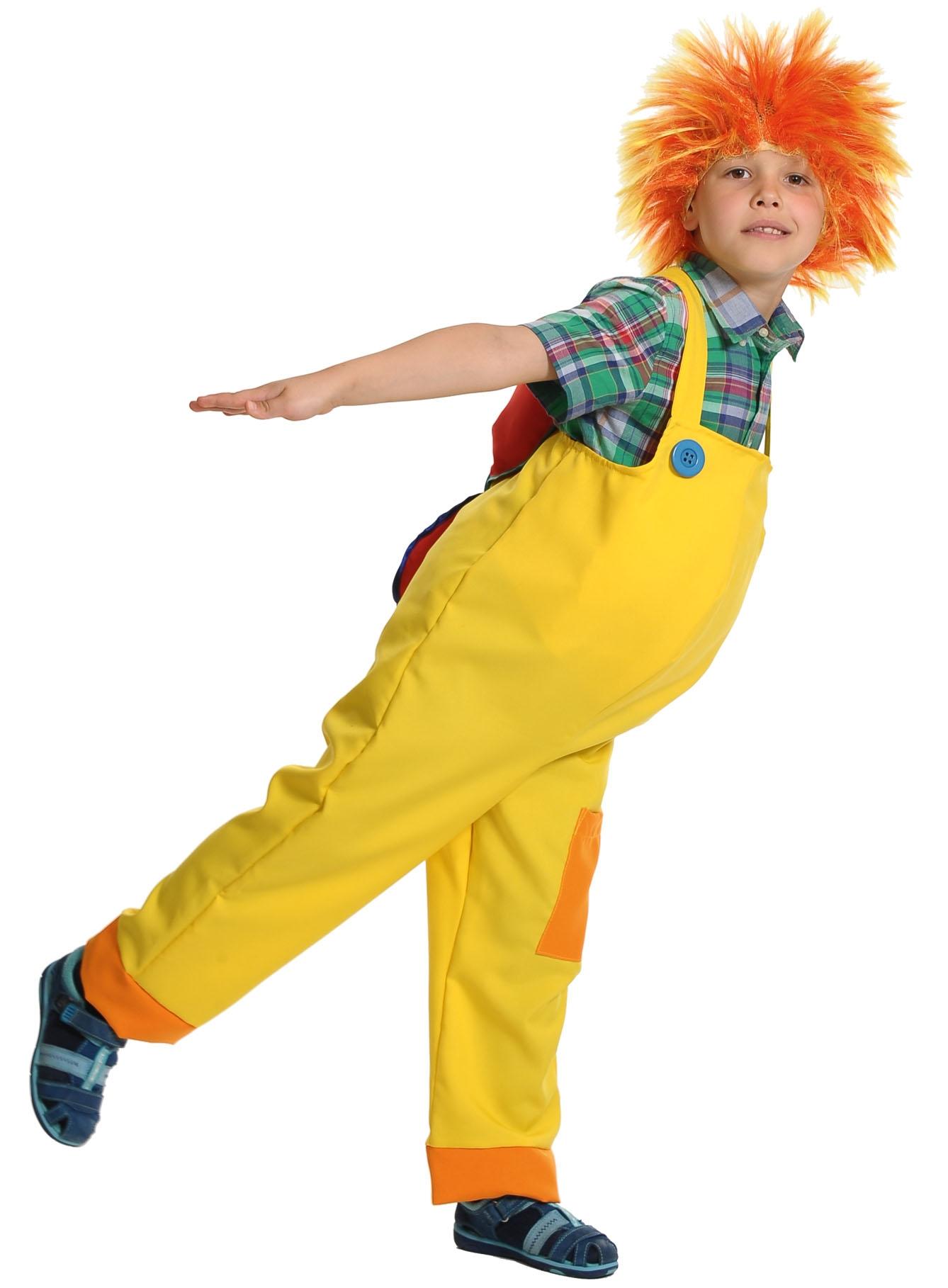 Атласный костюм Карлсона (S)