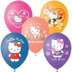 Воздушные шары Hello Kitty - Сказочные герои