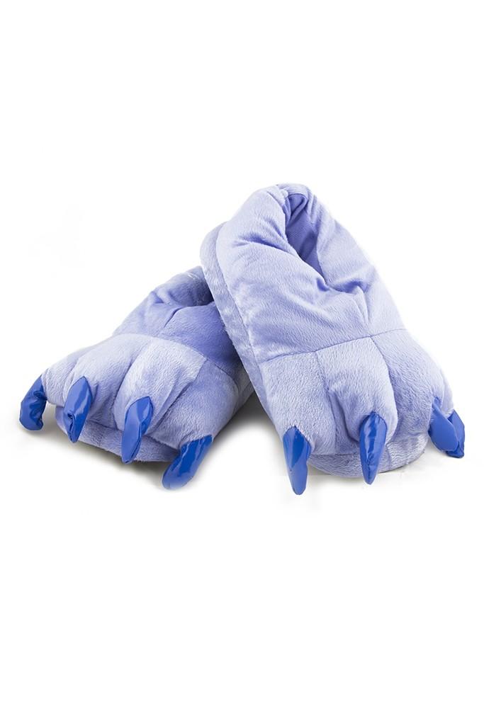 Синие мягкие лапы - Обувь для костюмов
