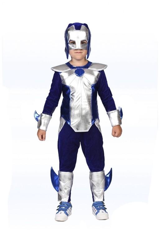 Синий костюм АйроМена (30) - Киногерои, р.30
