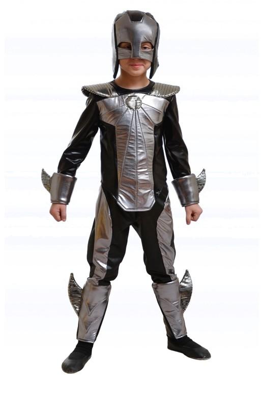 Черный костюм Айромена (34) детский костюм озорного клоуна 34