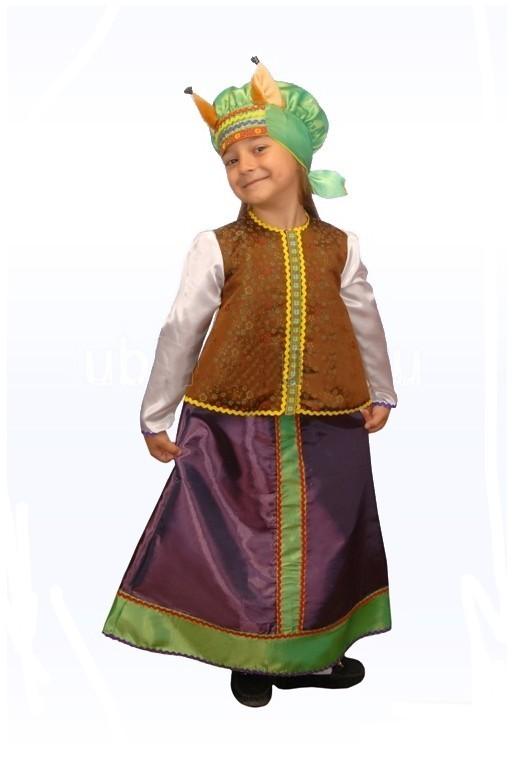 цена Детский костюм Белки-Стрелки (28-30) онлайн в 2017 году