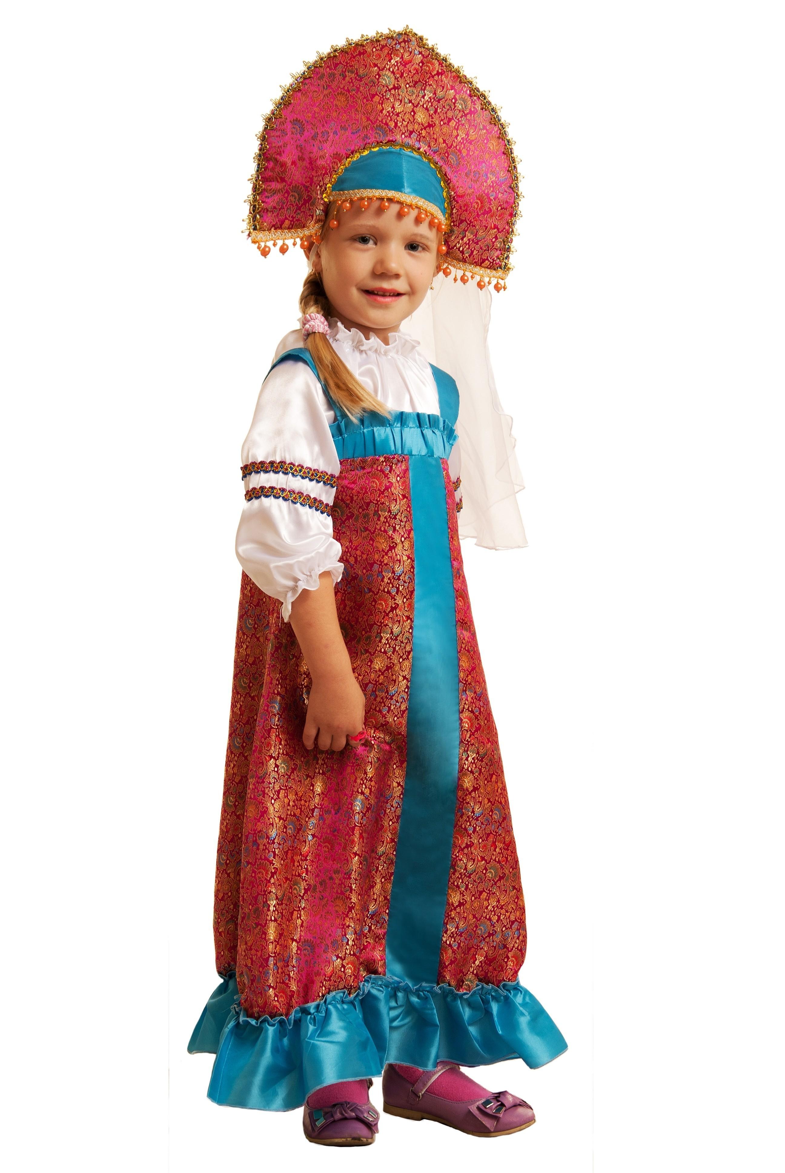 Детский костюм Василисы (34)
