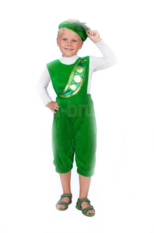 Костюм Маленький горох (30-32) костюм маленькой снежинки 32