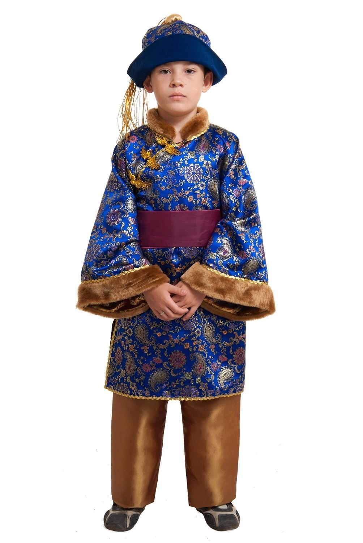 Детский костюм Китайского императора (34) где платье в китайском стиле