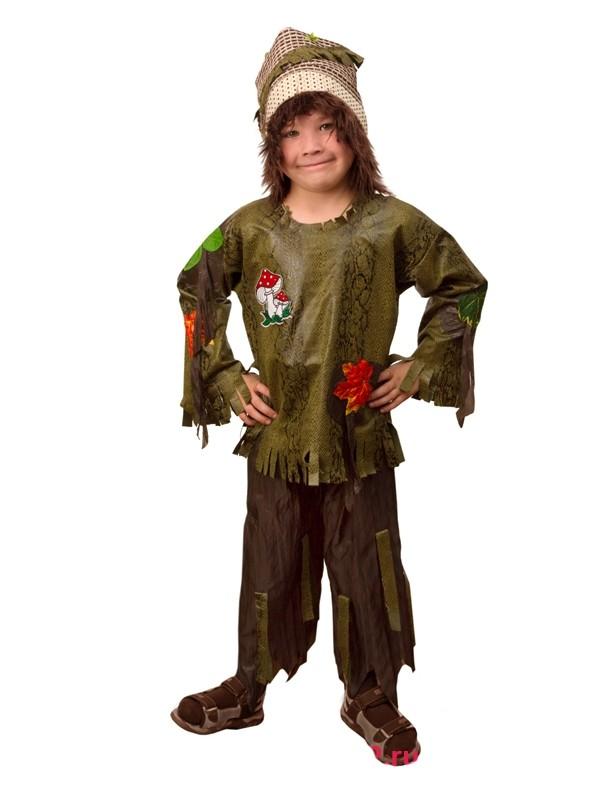 Детский костюм сказочного лешего (30-32)