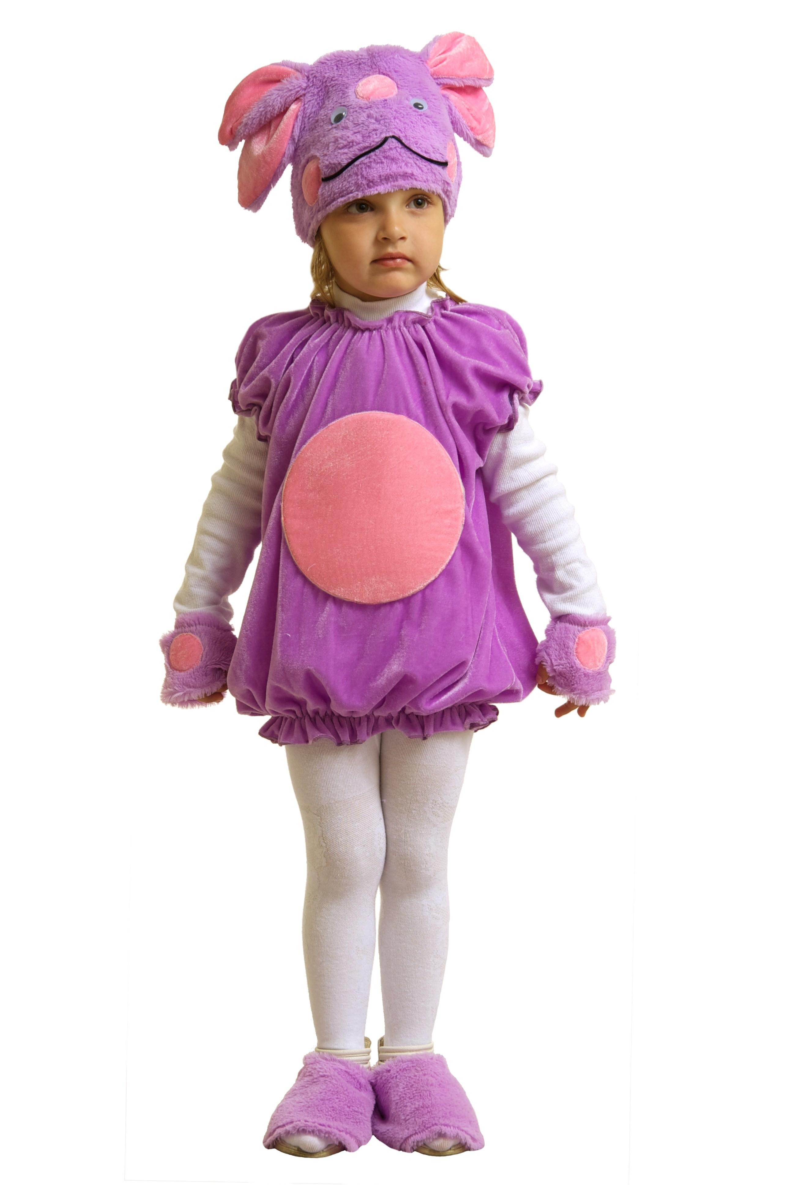 Детский костюм Лунтика (28-30) детский костюм озорного клоуна 34
