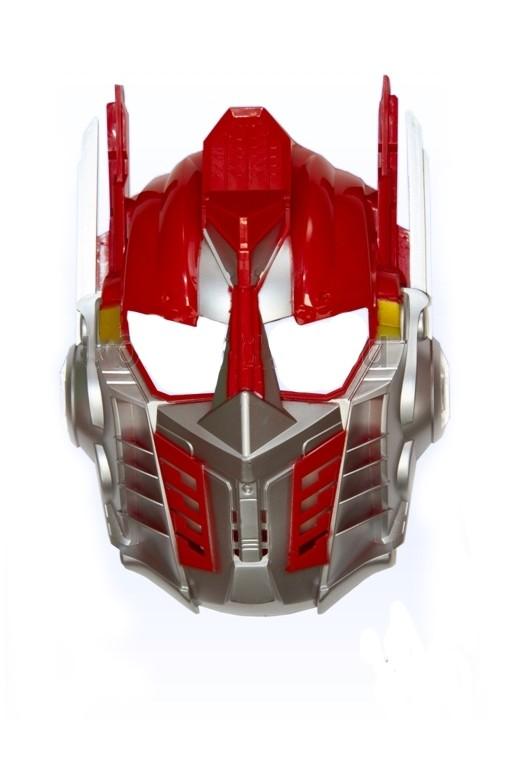 Красная маска трансформера (UNI) маска в форме бабочки оранжевая uni