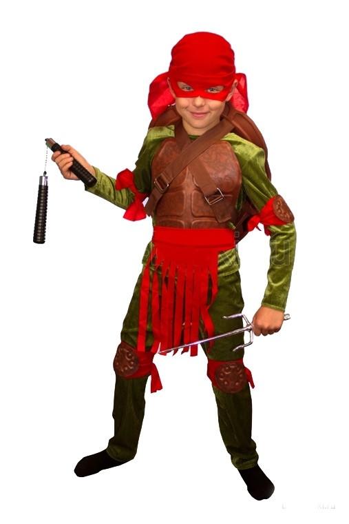 Костюм Ниндзя Черепашки (28-30) детский костюм дарт мола 28 30