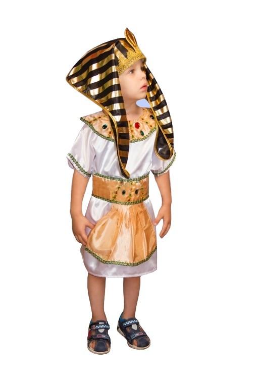 купить Детский костюм фараона (26-28) онлайн
