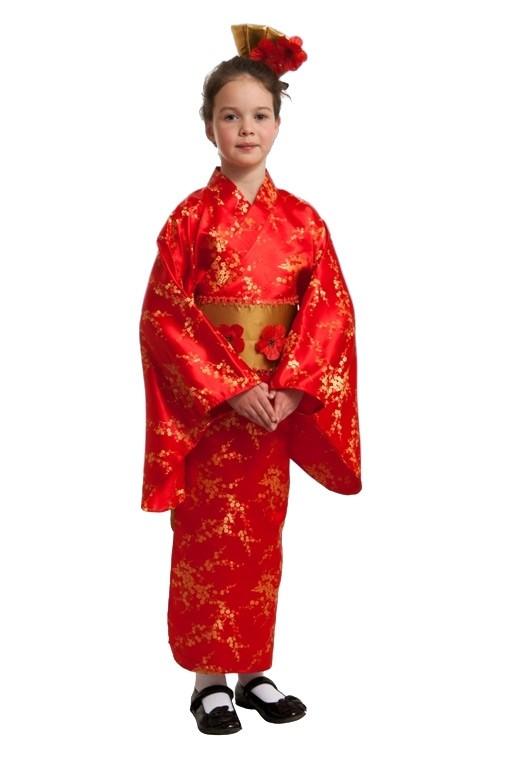 Костюм маленькой Японки (30) - Национальные костюмы, р.30