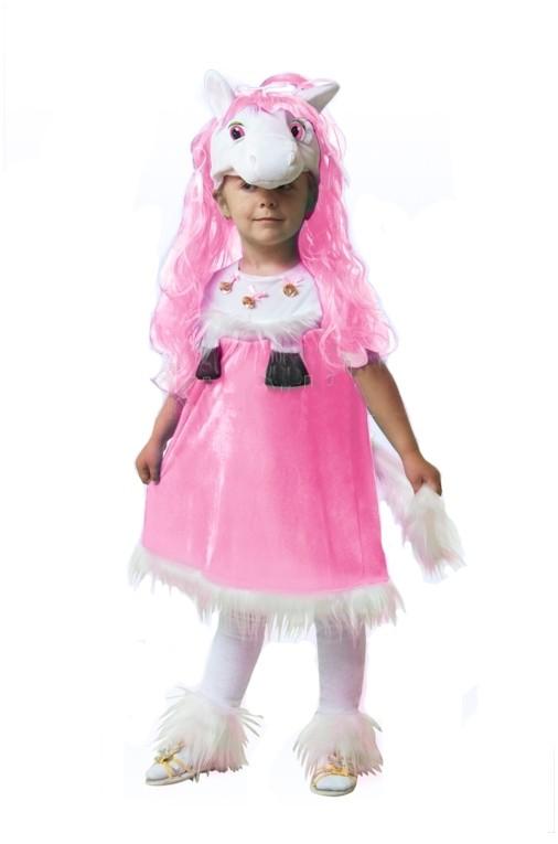Детский костюм Розовой пони (30) - Животные и зверушки, р.30