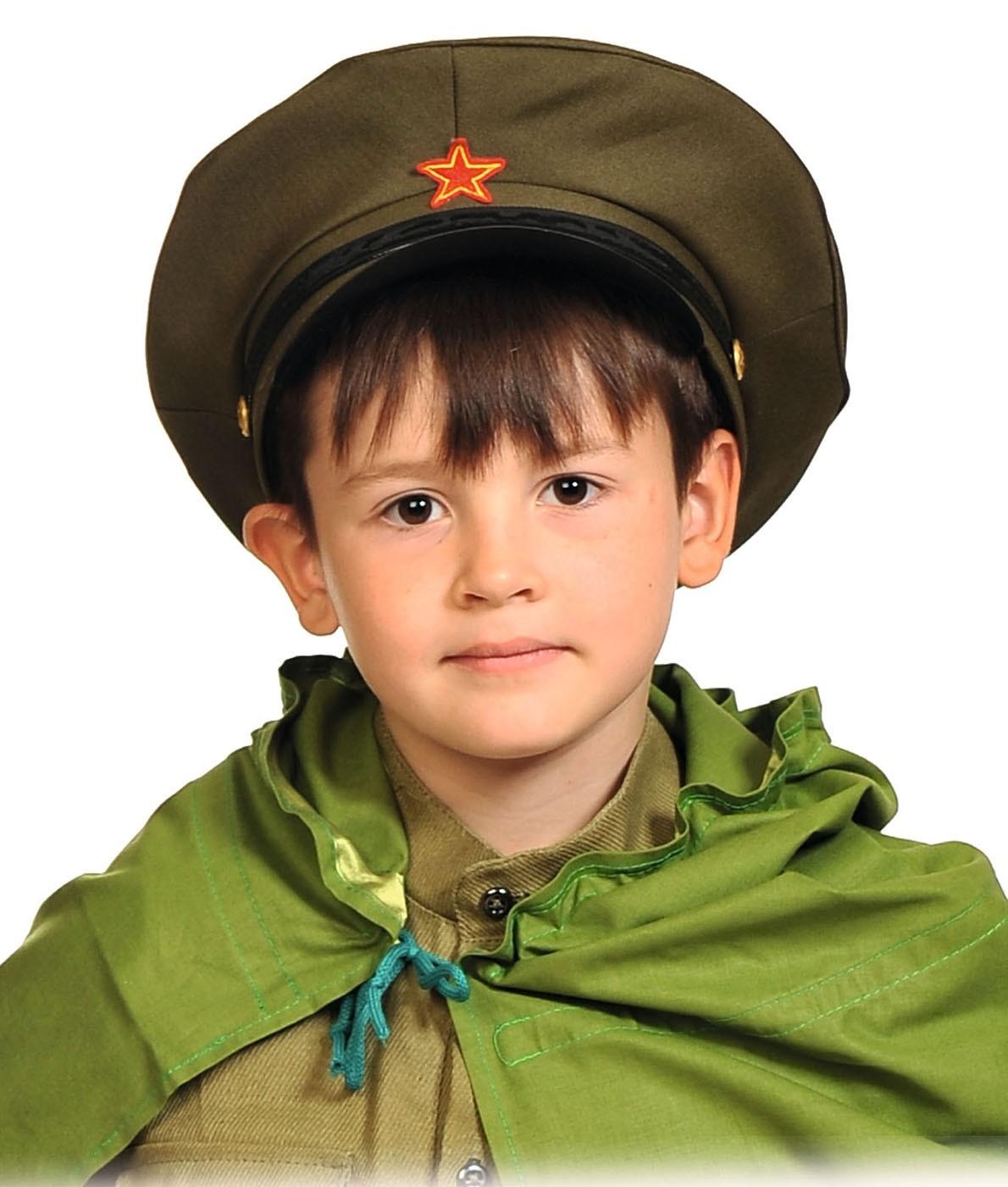 Детская фуражка командира (54-55) фуражка моряка accessories