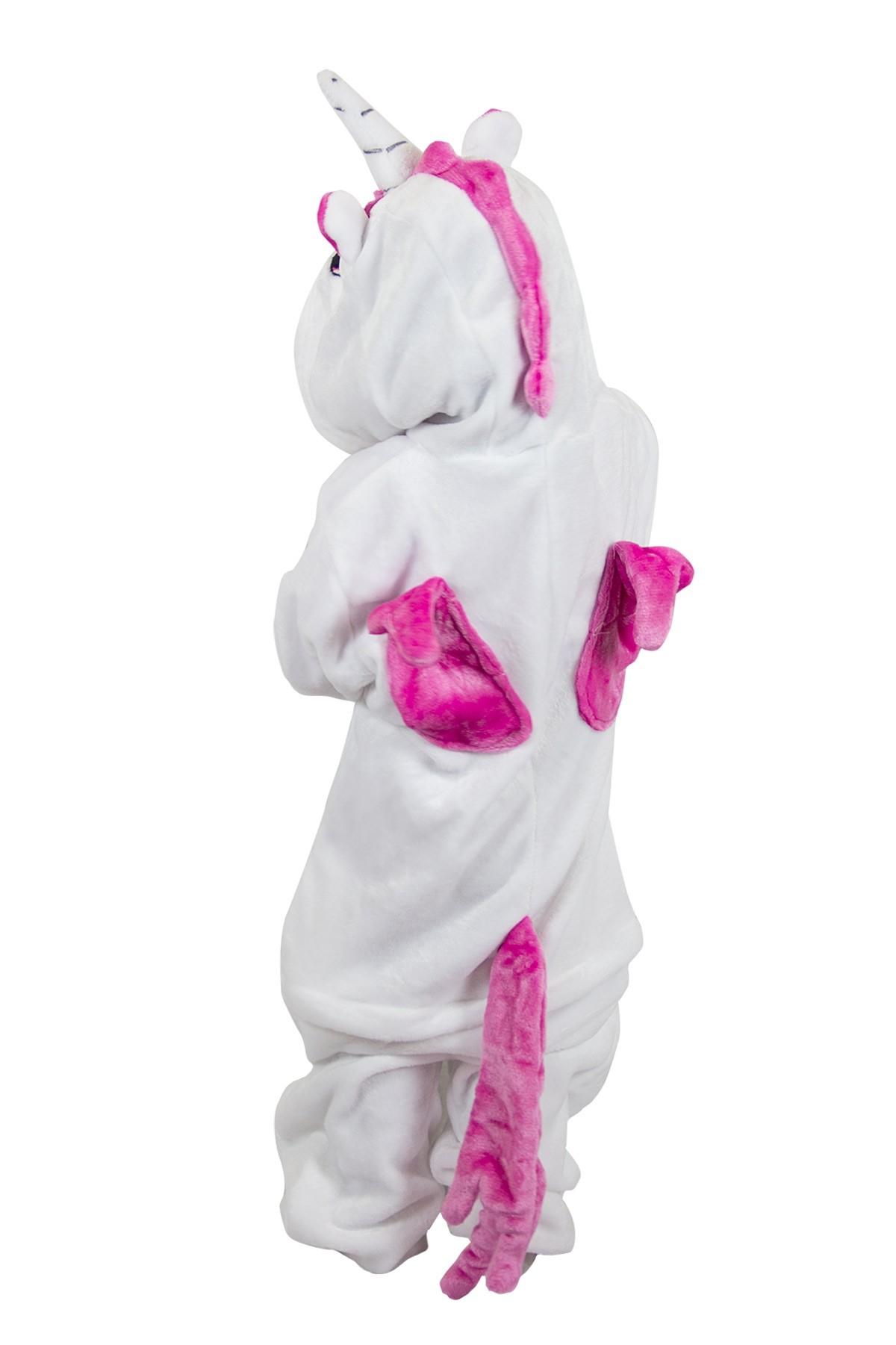 Детский кигуруми Розовый единорог - купить на Vkostume.Ru a7bf1103abade