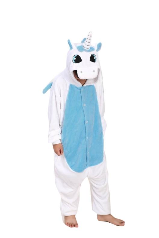 Детская пижама Кигуруми Единорог (26)