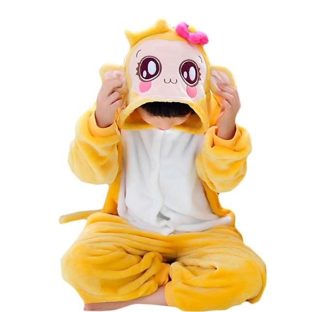Детская пижама кигуруми Обезьянка (26) детская пижама кигуруми хрюшка 26