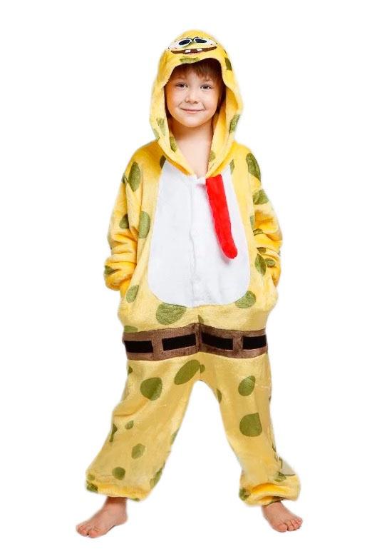 Пижама кигуруми Спанч Боб (28)