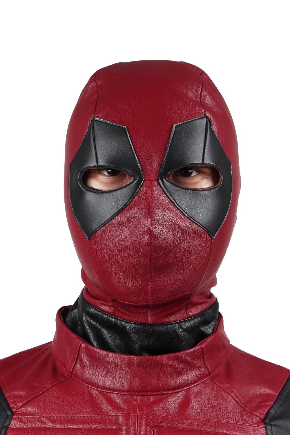 Маска Дэдпула (UNI) плюшевая маска зайки uni