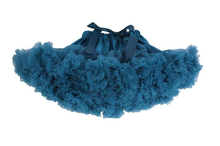 Сине-зеленая юбочка Туту для малышей (46) от Vkostume