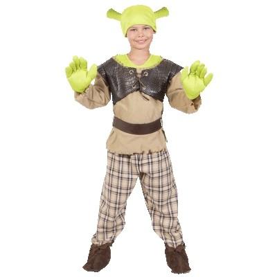 Детский костюм Шрека (M) - Сказочные герои