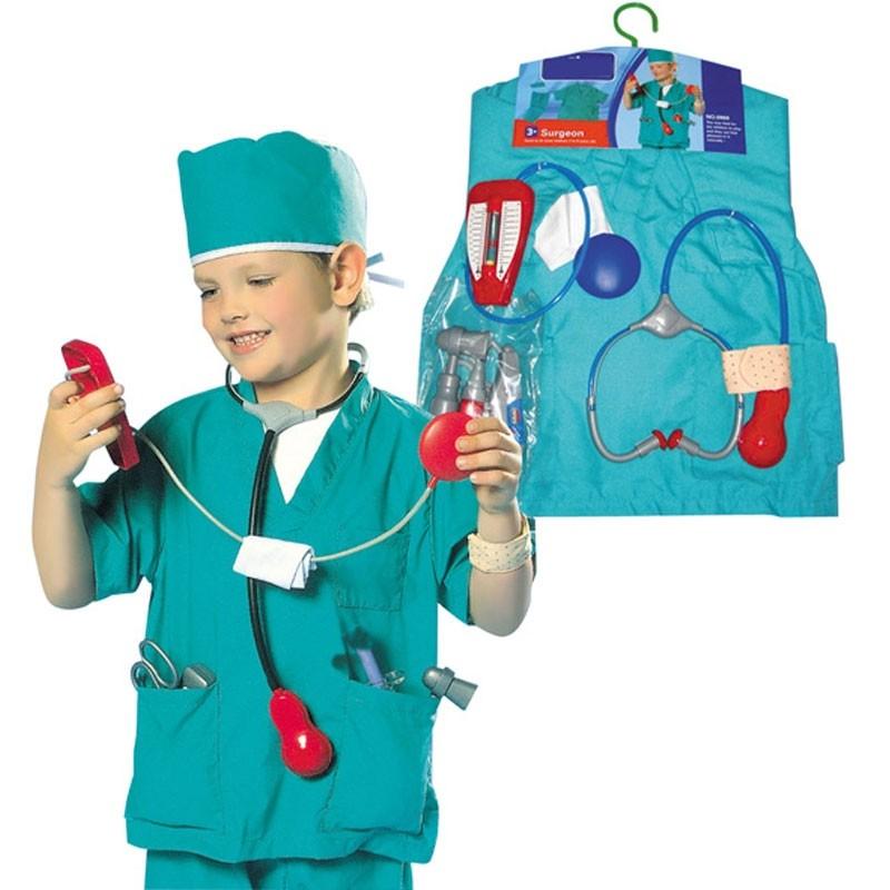 Детский костюм Доктора Хирурга (24-30) -  Медсестры