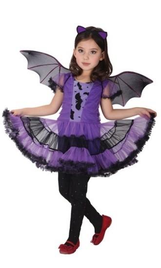 Детский костюм летучей мыши (M) - Животные и зверушки