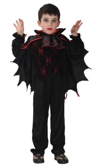 Детский костюм мрачного вампира (34-36) -  Вампиры и Вампирши