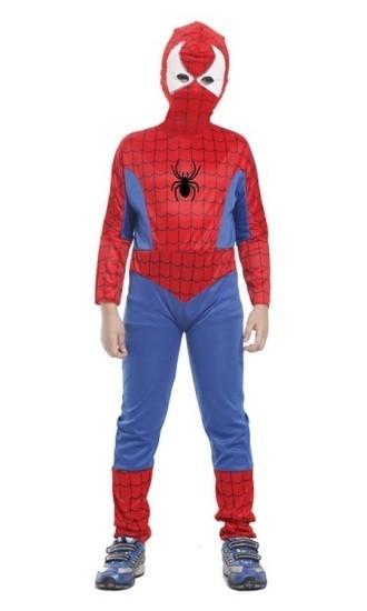 Детский костюм ловкого Спайдермена (XL)