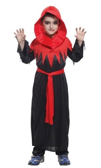 Детский костюм палача (34-36) детский костюм озорного клоуна 34