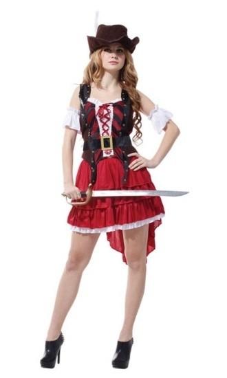 Костюм пиратки-аристократки (44)