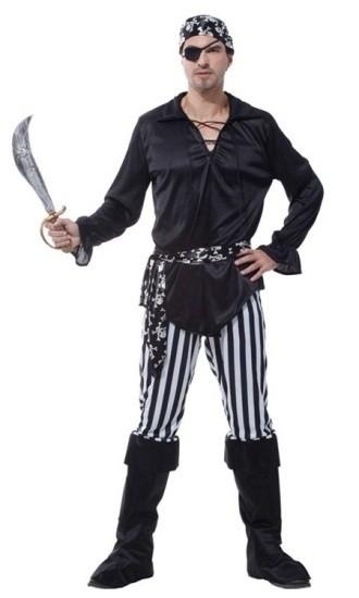 Костюм кровожадного пирата (Onesize Queen) военный мужской комплект onesize queen