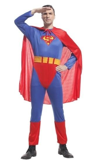 Костюм непобедимого Супермена (48-50)