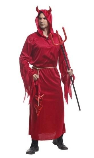 Костюм красного Дьявола (M)