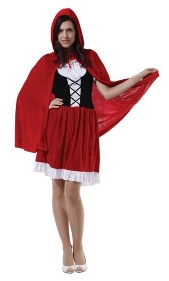 Костюм послушной Красной Шапочки (42) костюм червоної шапочки