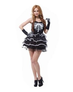 Костюм забавного скелета (42) костюм на хэллоуин в краснодаре