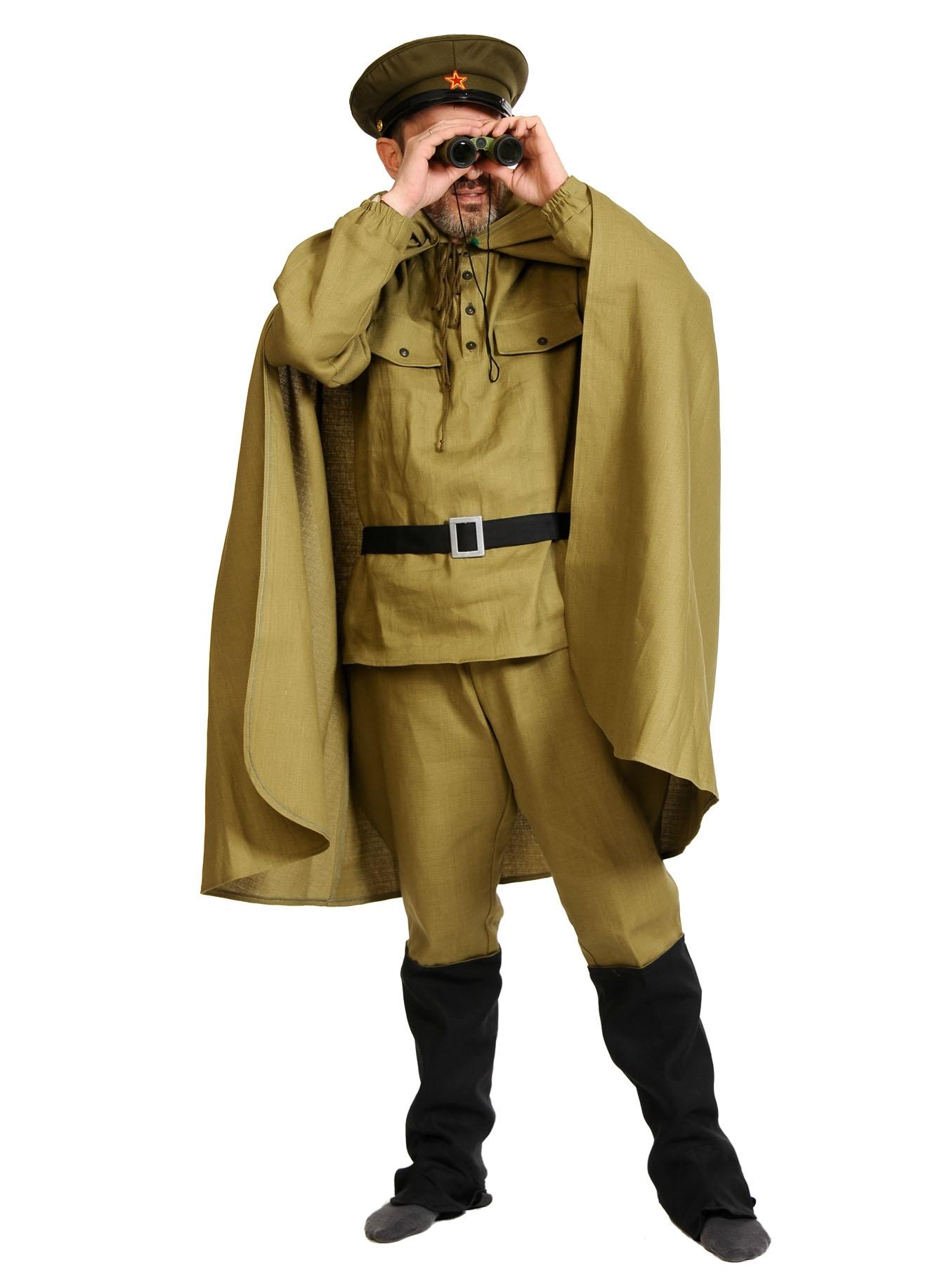 Костюм военного командира (52)