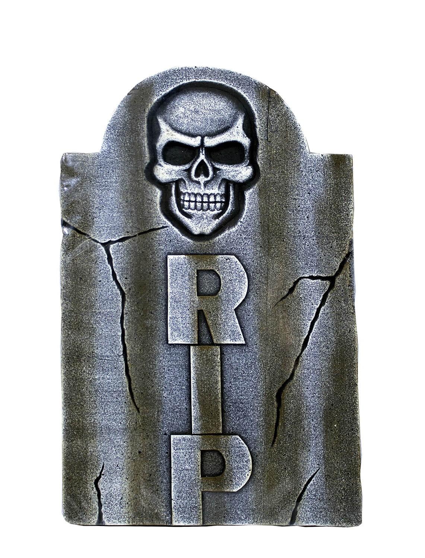 Надгробие с черепом RIP (UNI) надгробие с демоном uni
