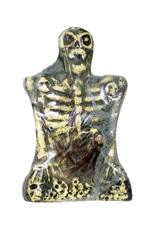 Надгробие Скелет желтый (UNI) надгробие с демоном uni