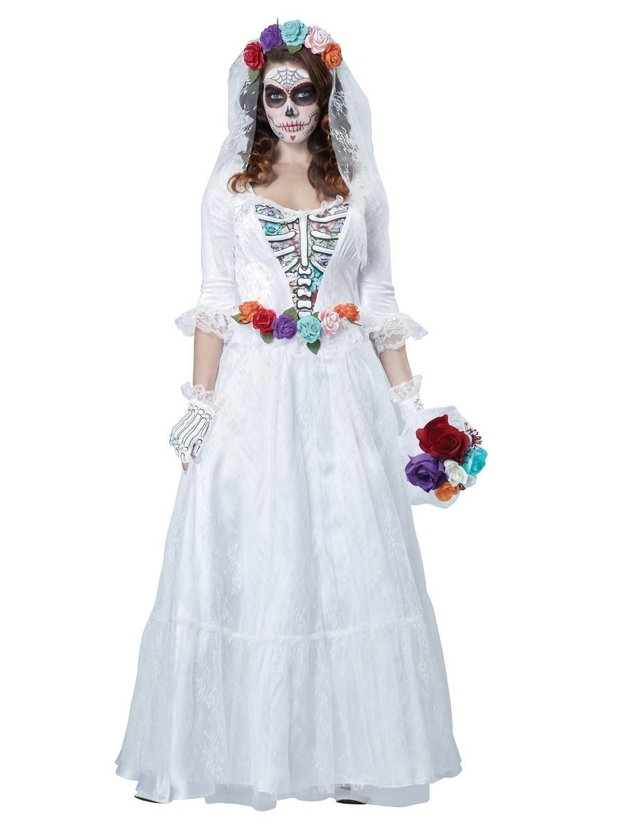 Костюм умершей невесты (44) старинный свадебный костюм невесты симбирск