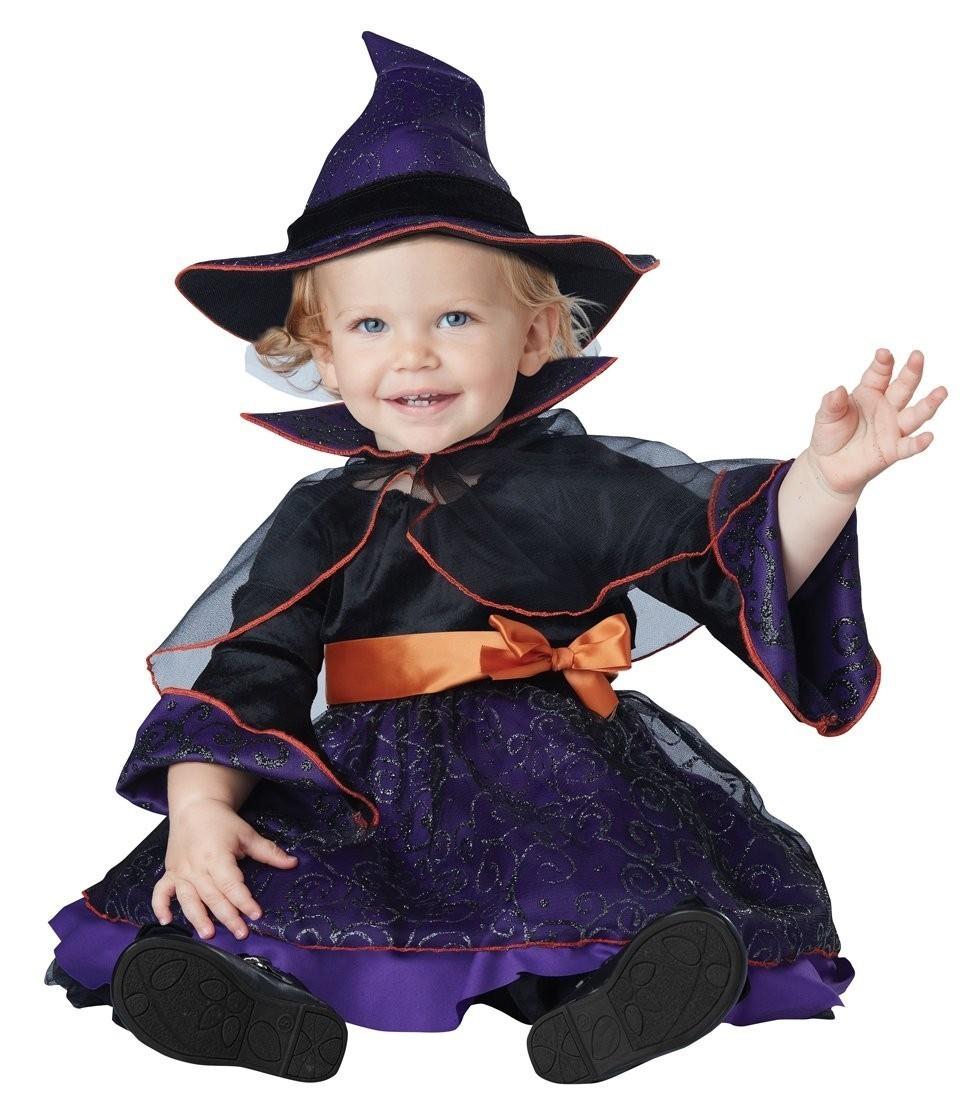 Костюм малышки ведьмочки (26) -  Ведьмы и колдуны
