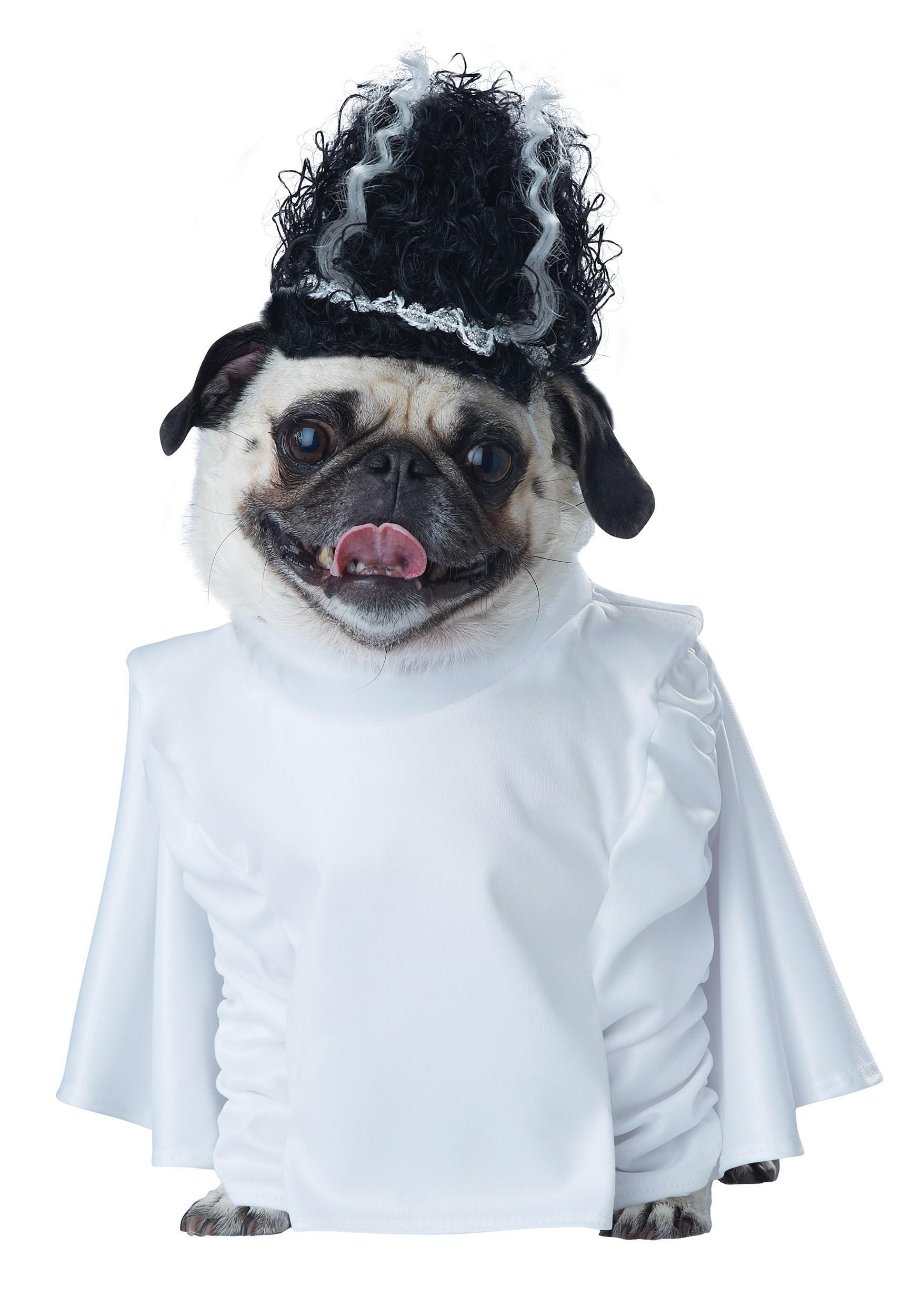 Костюм для собак Невеста Франкенштейна (Бигль) - Киногерои