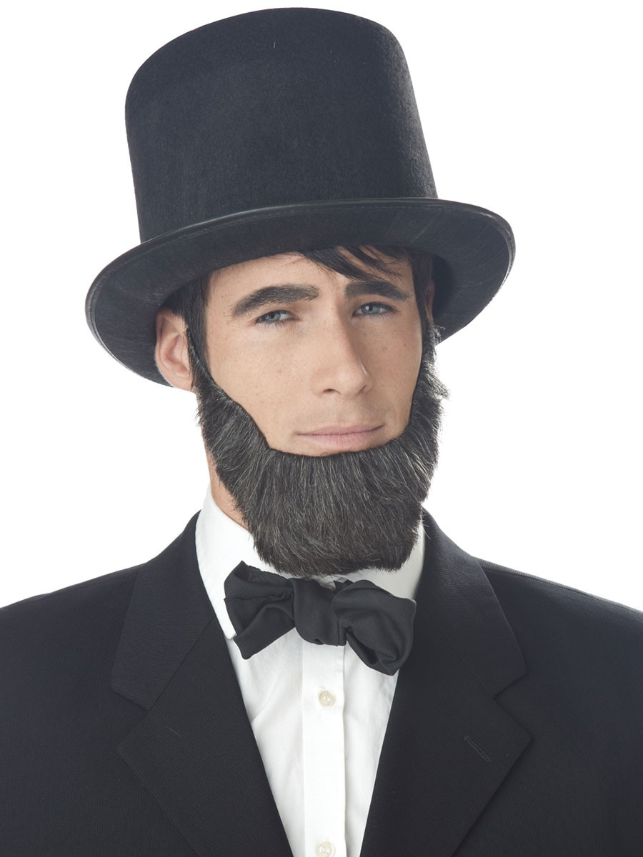 Борода президента Линкольна (UNI) - Борода и усы