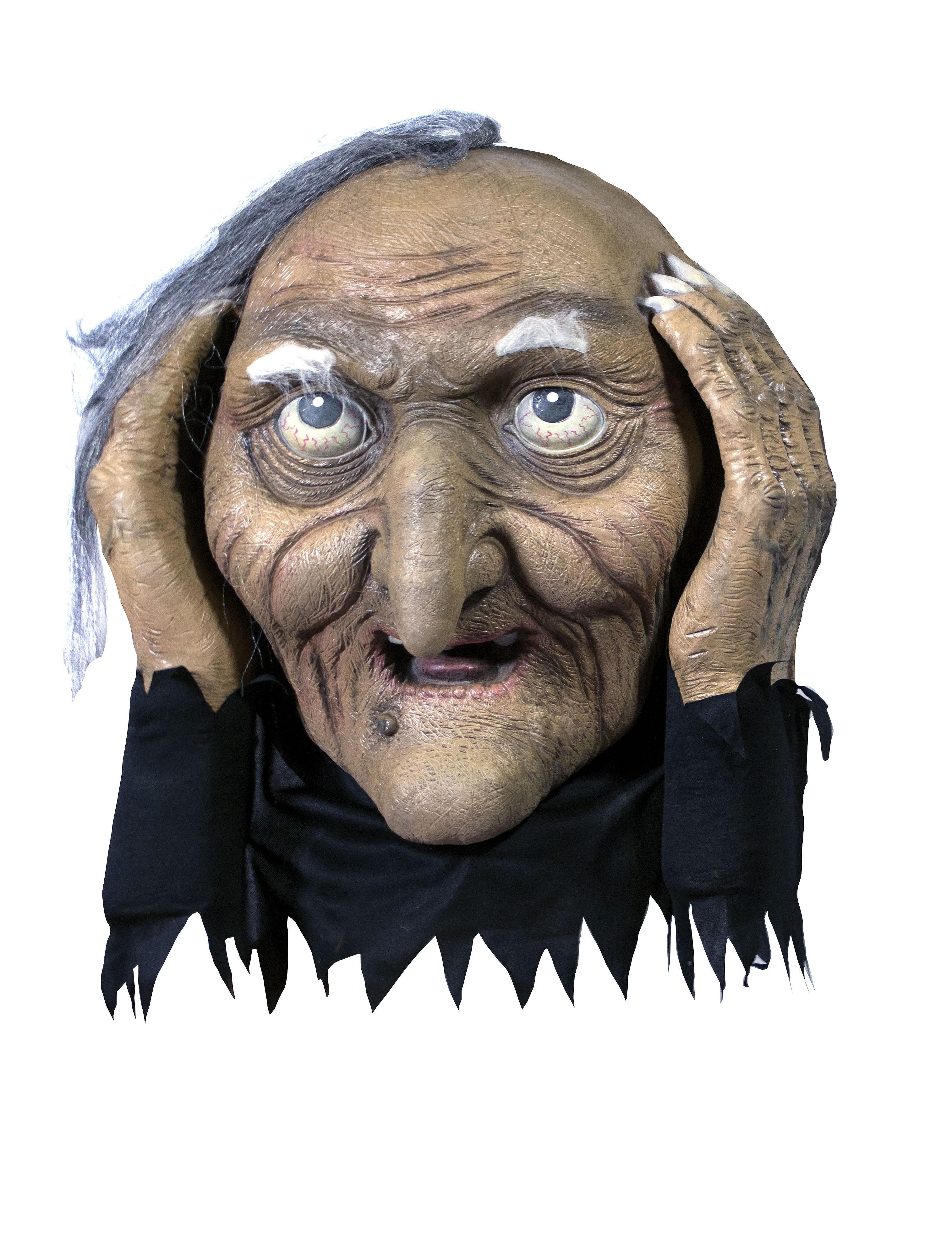 Декорация Голова Бабы Яги (UNI) недорого