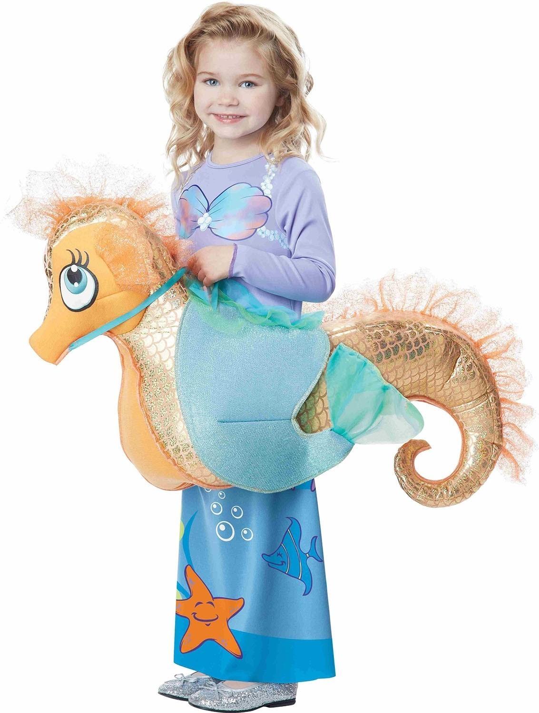 Детский костюм морской наездницы (28-30)